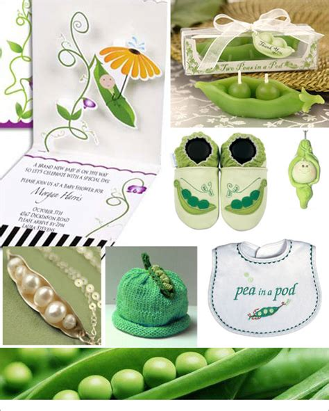 peas in a pod baby shower baby shower it s cachet baby