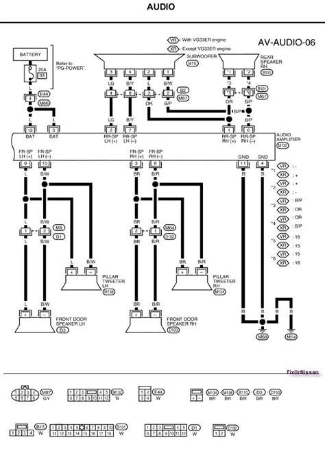 Nissan Altima Ascd Wiring Diagram