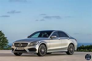 Loa Mercedes Classe C : mercedes classe c 2015 berline photo ~ Gottalentnigeria.com Avis de Voitures