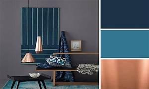 Le Mauve Se Marie Avec Quelle Couleur : quelles couleurs se marient au bleu turquoise ~ Nature-et-papiers.com Idées de Décoration