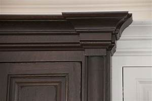 7432 kitchen crown molding kitchen traditional with custom cabinetry dark crown 742