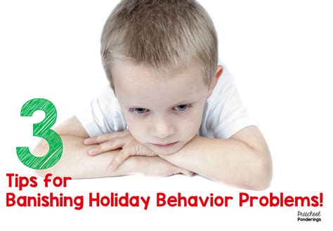 preschool ponderings tips for banishing pre 829 | holiday%2Bbehavior%2Bproblems