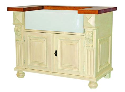 Kitchen Sink Without Cabinet by Freestanding Kitchen Sinks Without Cabinets