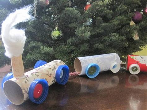 homemade transport themed toilet paper roll crafts