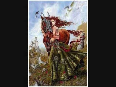 Irish Goddess Macha - YouTube