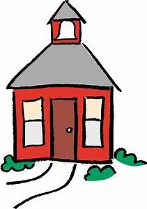 Cartoon Schoolhouse Images - ClipArt Best
