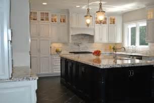 white island kitchen white kitchen with island