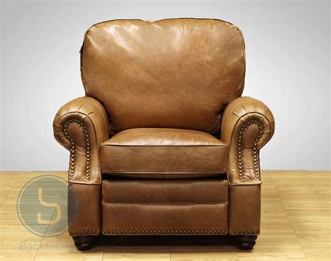 Barcalounger Longhorn Ii Leather Recliner Chair L Shaped Couch In Living Room Modern Farmhouse Best Behr White Paint For Gray Yellow Ideas Curtains Large Windows Simple Ceiling Walls Color Wall Decal