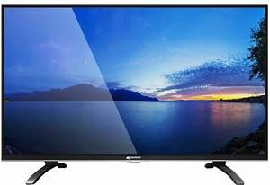 Micromax 101cm  40 Inch  Full Hd Led Smart Tv Online At