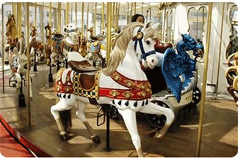 carousel childrens creativity museum