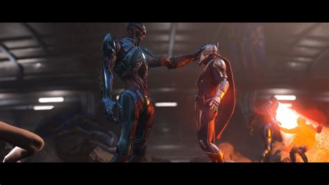 injustice  tfg review