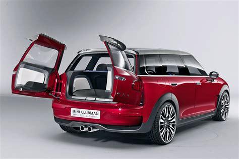 age si鑒e auto 2014 mini clubman concept