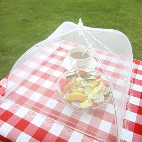 pack esfun large pop  mesh screen food cover tent