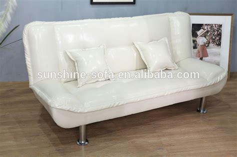 canapé lit pliable pliant lit canapé en cuir pas cher pour la maison