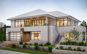 House plans two story with balcony - Home design and style