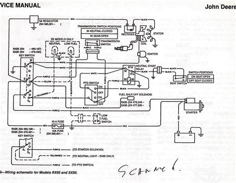 Deere Pto Wiring Diagram by Wiring Diagram For Deere L120 Lawn Tractor