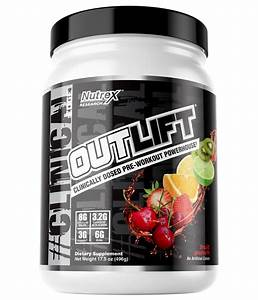 Outlift Pre Workout Review  Does It Really Work In 2020