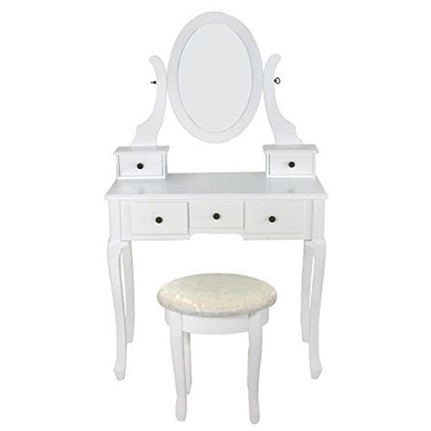 white vanity desk with drawers white vanity table set jewelry armoire makeup desk bench