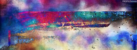 Colorful Covers by Colorful Abstract Timeline Cover For