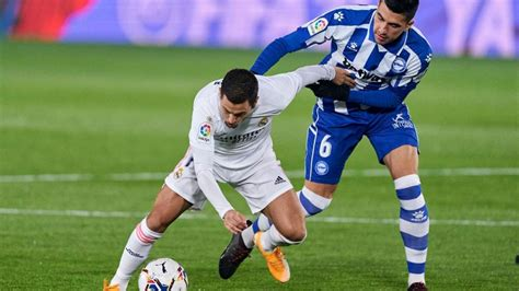 Real Madrid vs. Deportivo Alaves score: Los Blancos ...