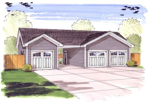 car garage  carport dj architectural designs house plans