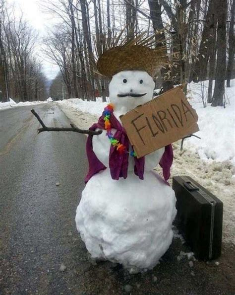 funniest snowmen   klykercom