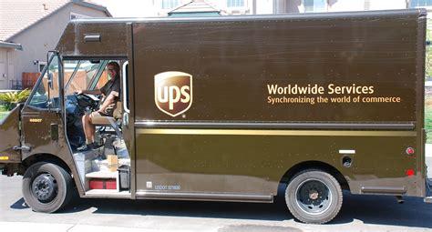 A Ups Truck & God's Faithfulness