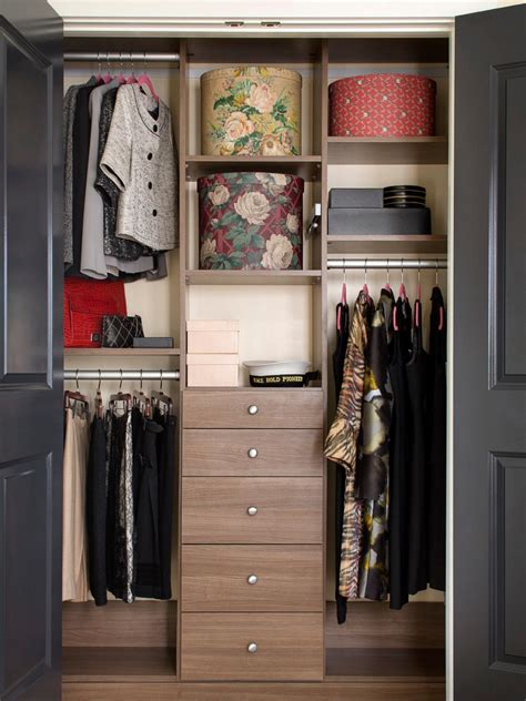 Idea For Small Kitchen - closet organization ideas hgtv