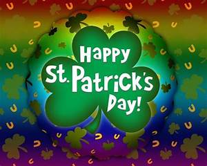 Happy St Patrick's Day 2018 Quotes Wishes Messages Sayings ...