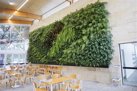 Vertical Wall Garden by Vertical Gardens Green Wall Products