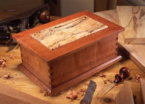 aw extra  treasured wood jewelry box popular woodworking magazine