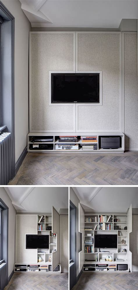Wohnzimmer Ideen Tv Wand by 8 Tv Wall Design Ideas For Your Living Room Contemporist