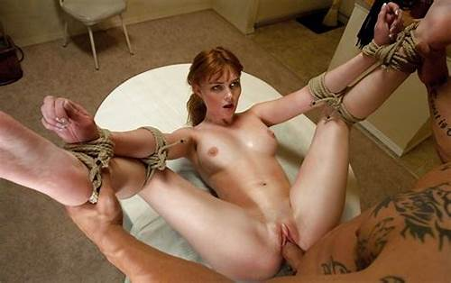 Lonely Baby Is Happy To See Guest In Grey Haired #Tied #Bitch #Porn #Photo