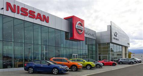 Kelowna Infiniti Nissan Dealership | thinkspace architecture