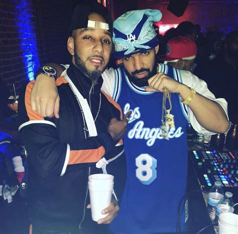 drake throws  themed birthday party  los angeles