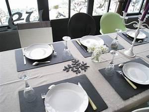 Set De Table : minardoises arts de la table ~ Teatrodelosmanantiales.com Idées de Décoration