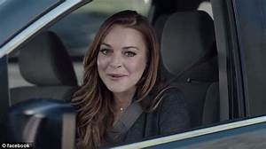 Who S Perfect Sale : lindsay lohan stars in esurance commercial to be aired during super bowl daily mail online ~ Watch28wear.com Haus und Dekorationen