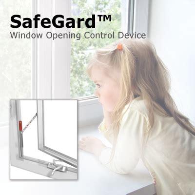 safegard casement window opening control device truth hardware