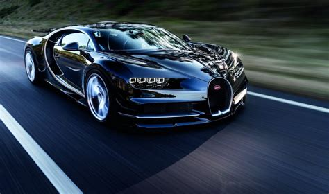 How Fast Is The Bugatti Chiron by Bugatti Chiron Without Limiter Can Speed Up To 285 Mph