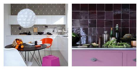 papier peint imitation carrelage cuisine papier peint imitation carrelage en 50 idées
