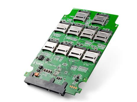Turn 10 Micro Sd Cards Into A Sata Ssd Drive