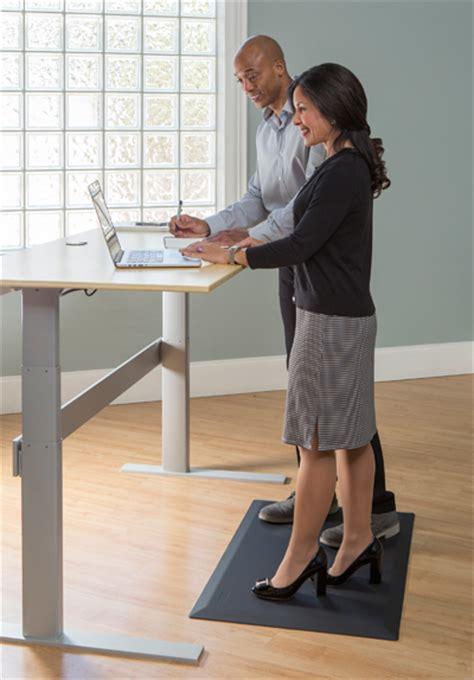 anti fatigue floor mat for standing desk cumuluspro anti fatigue mat perfect for standing desks