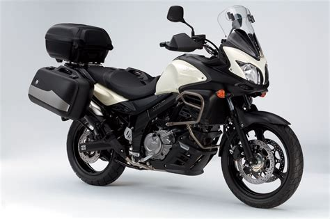 2012 Suzuki V-strom 650ase Abs Review