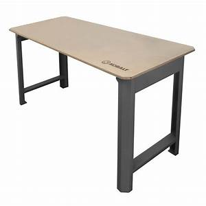 Shop Kobalt 72-in W x 39-in H Wood Work Bench at Lowes com