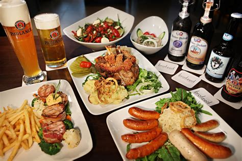ast cuisine traditional german cuisine weiss gasthaus
