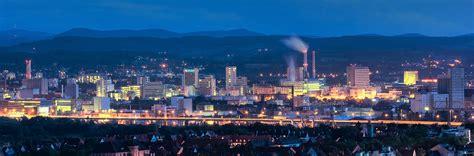 Auch Basel hat eine Skyline von Jan Geerk