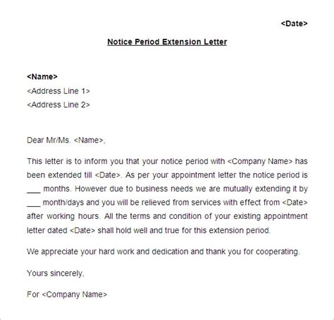 employee buyout letter sample sample format  writing