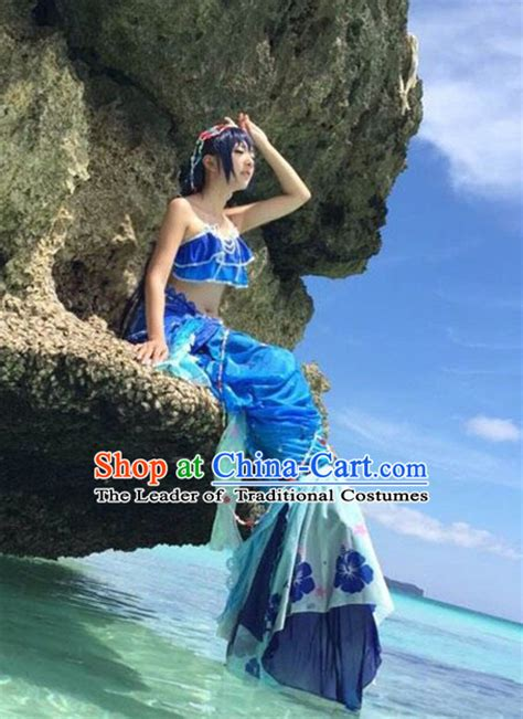 chinese mermaid costume ancient chinese costumes japanese