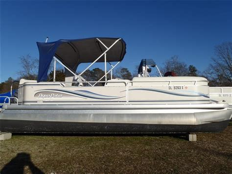 aqua patio pontoon boat 220re pontoon boats used in