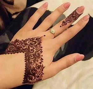Most Beautiful Mehndi Henna Designs 2017 2018 Indian ...